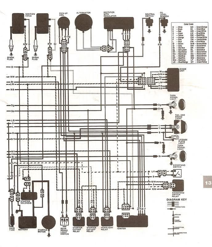Ultima Alternator Wiring Diagram
