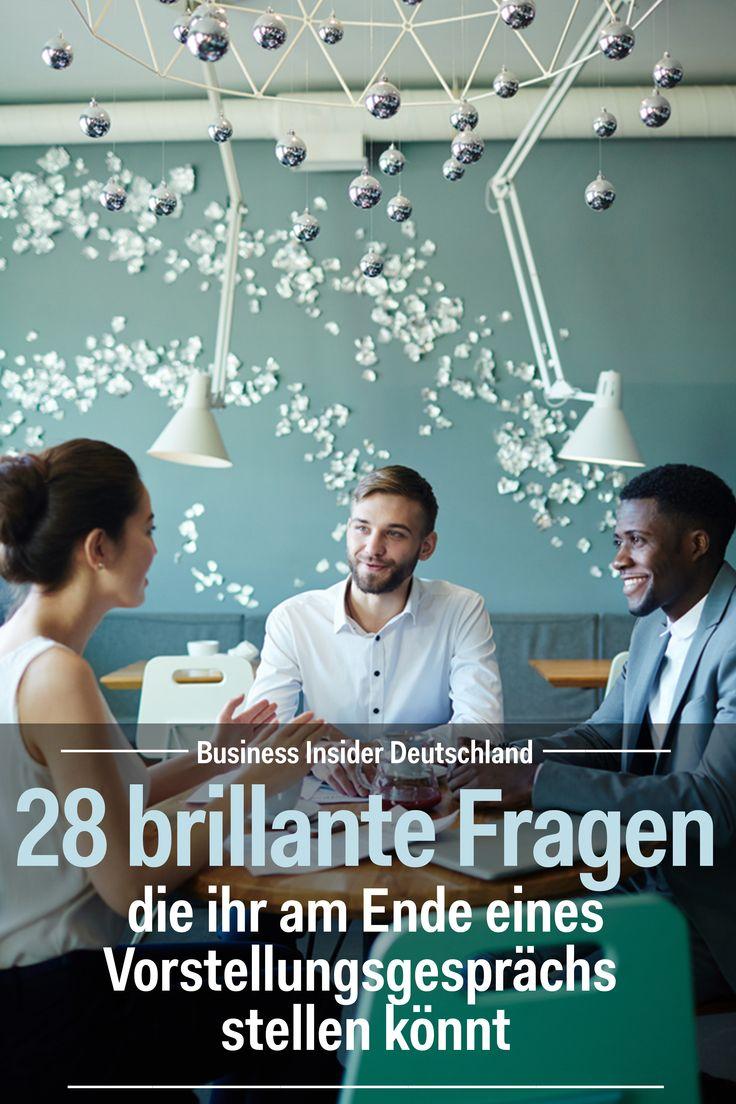 Bewerbung: Vorbereitung ist das A und O! Gerade im Vorstellungsgespräch müsst ihr die richtigen Fragen stellen. Artikel: BI Deutschland Foto: Shutterstock/BI