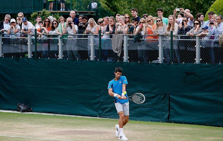 FOTOS: 'Comemoração-alongamento', óculos escuros e choro de finalista inédita são destaques em Wimbledon | sportv.com