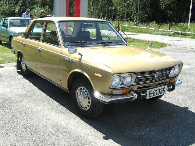 Datsun Laurel Norway 2011