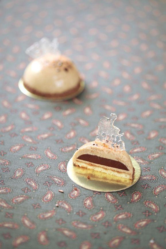 "Verdade de sabor: Пирожные ""Irish Cream"" / Mini tortas ""Irish Cream"""