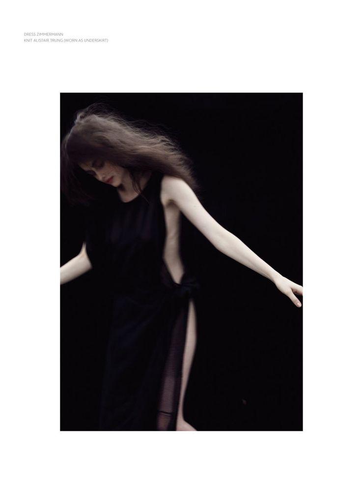 Sarah Stephens by Darren McDonald for Fallen Magazine