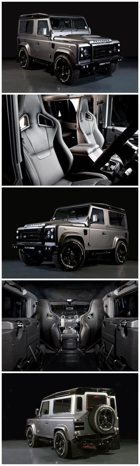 "Most luxurious SUVs In The World ""Land Rover Defender"" 2017 Best luxury SUVs"