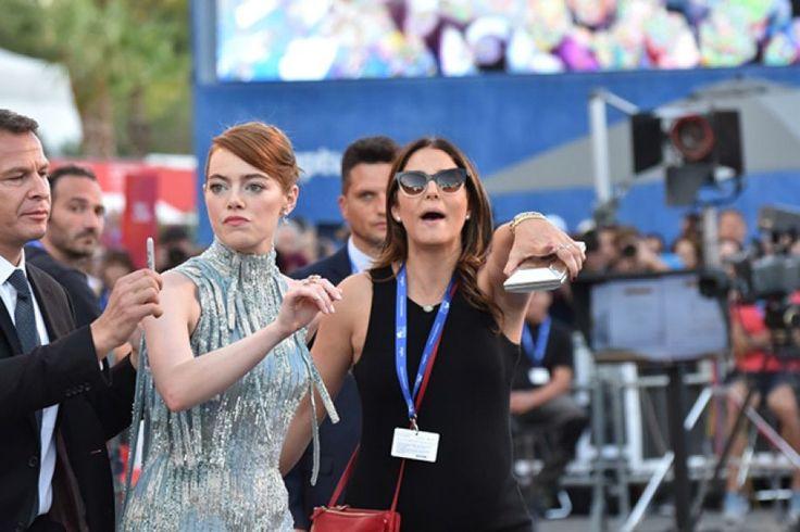 Festival di Venezia 2016 : red carpet  cerimonia di apertura
