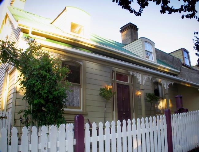 Ellie's Place, Launceston, Tasmania Australia, A gorgeous late Victorian cottage..