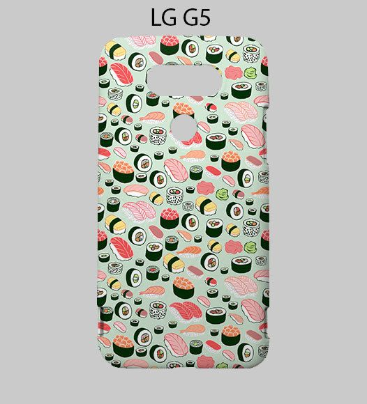 Delicious Sushi LG G5 Case Cover