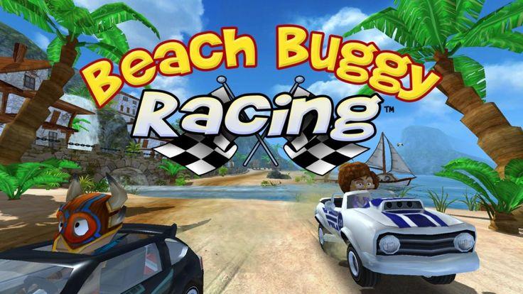 Beach Buggy Racing   Full Game Review   Download - MikiGuru