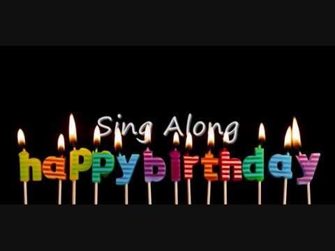 Original Happy Birthday Song In English Mp3 Free Download - YouTube