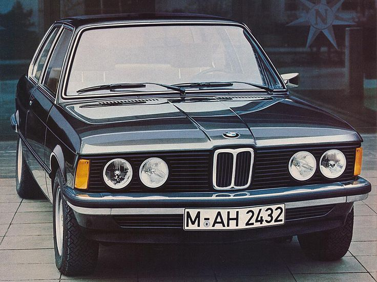 1975 BMW 320i Coupé (E21)