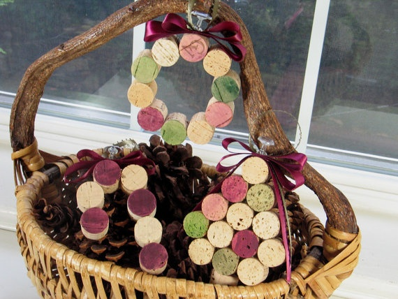 pinterest christmas craft ideas wine cork ideas crafts cork 5173