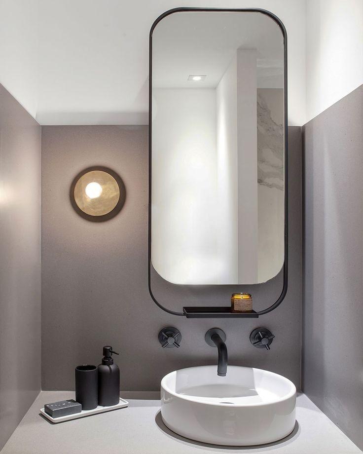 Minimalist Bathroom Items