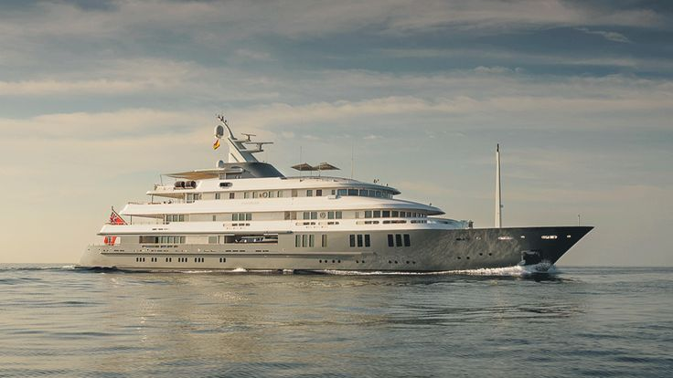 The 76.6 metre motor yacht Boadicea has been listed for sale by Giulio Riggio at…