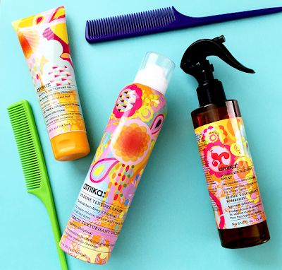 About Amika hair products and why I love them so much!