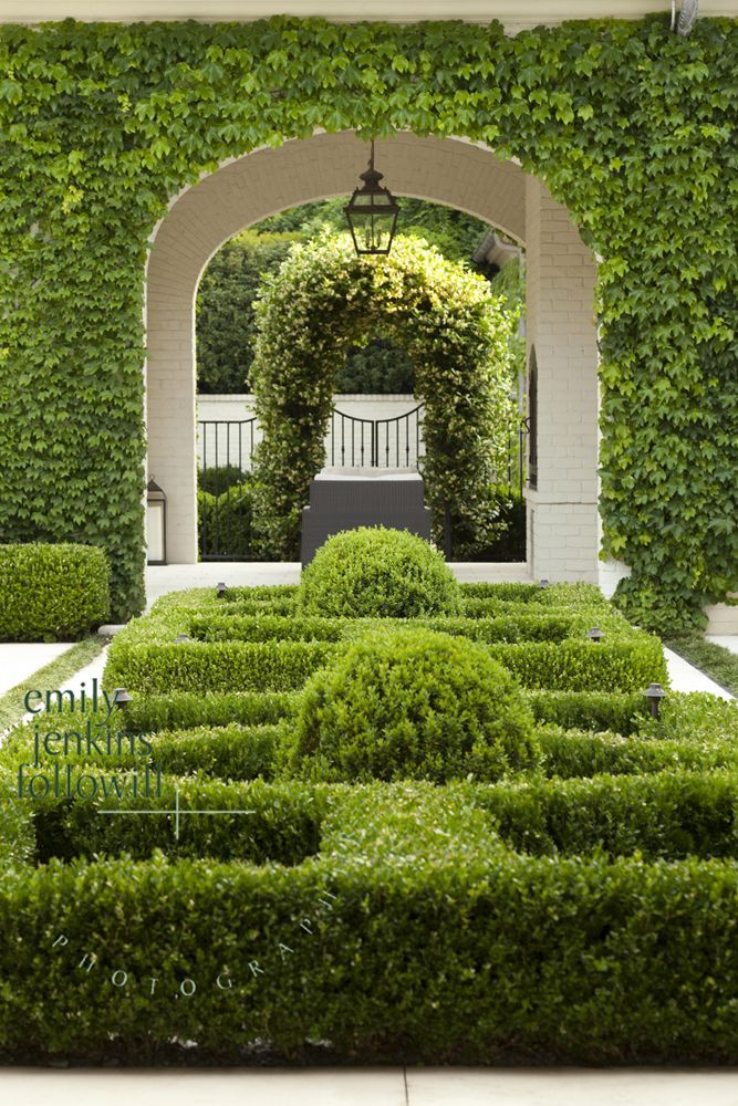247 best images about gardens mostly green on pinterest for Formal garden designs
