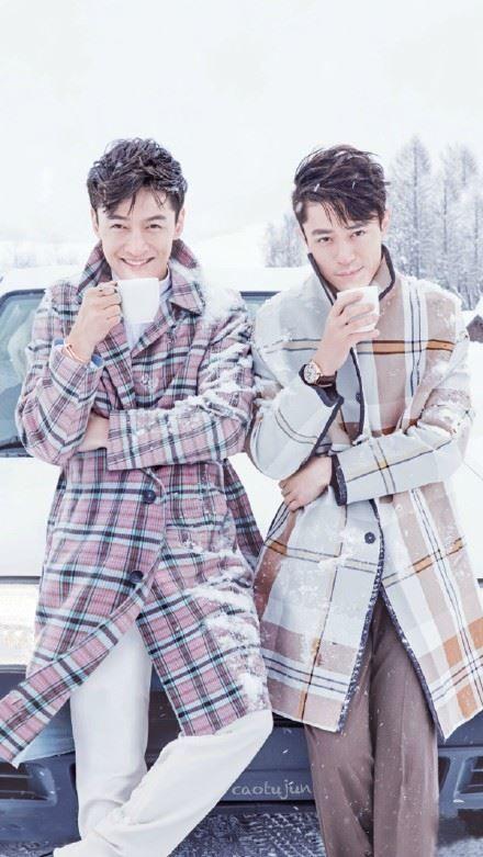 Hu Ge & Wallace Huo