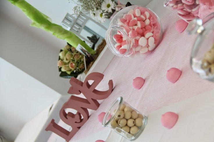 Candy Bar. #decoración #bodas #candybar #candycorner