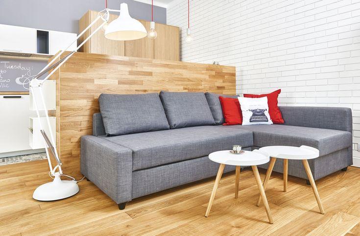 Mieszkanie w stylu skandynawskim - piękna metamorfoza wnętrza - Galeria - Dobrzemieszkaj.pl