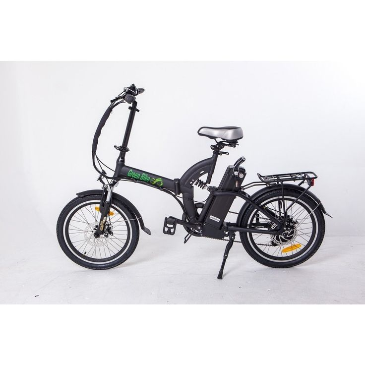Green Bike USA GB3 Electric Folding Bike