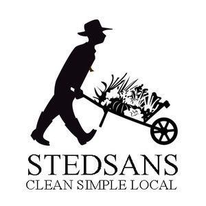 Stedsans CleanSimpleLocal - My wife, Mette's, and my restaurant project.