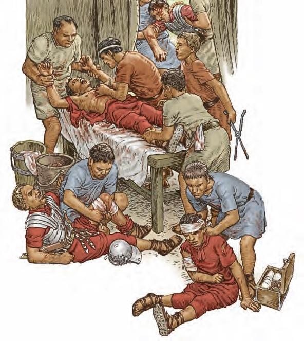 Medicus in exercitu