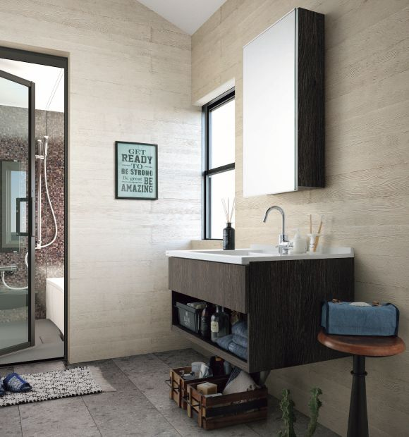洗面化粧台セット例 Cline × Journal standard Furniture