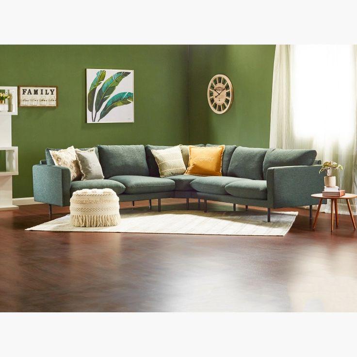 كنبة ركنية من آميليا Furniture Home Decor Decor
