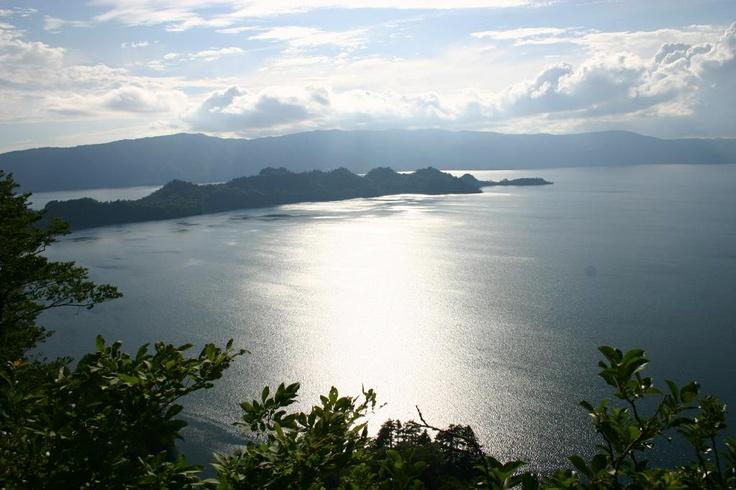 Towada-lake, Aomori, Japan, 2011.