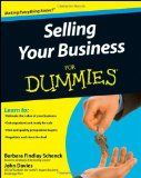 nice Selling Your Business For Dummies
