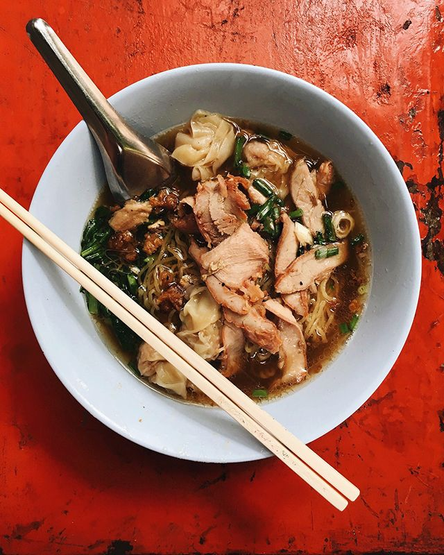 The Asian Inspired Soup that (almost) doesn't need a recipe | www.christelleisflabbergasting.com