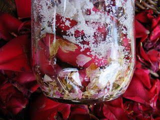 Rózsa esszencia