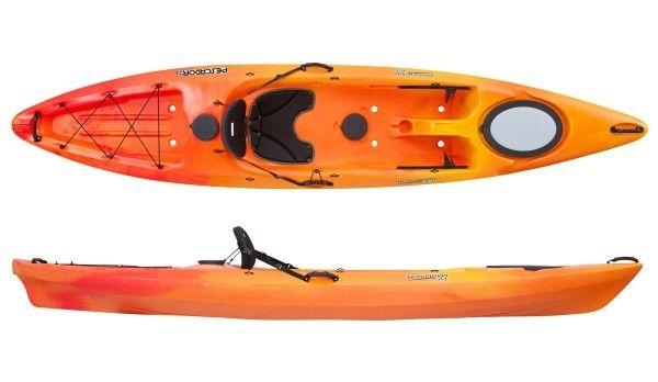 Perception pescador 12 fishing kayak review kayaking for Perception fishing kayak