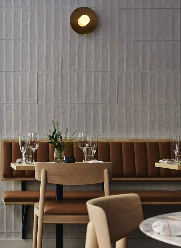 Best 25 Restaurant Banquette Ideas On Pinterest