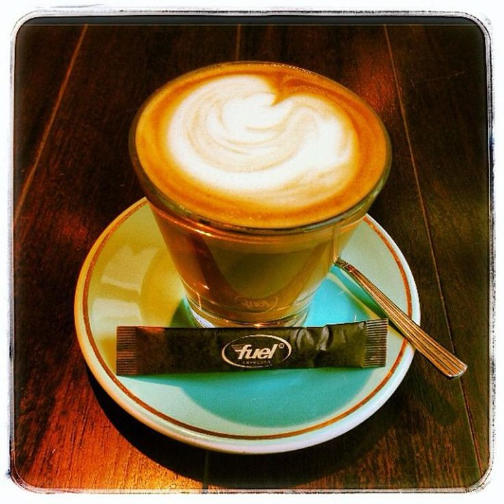 Fuel Espresso - One of the best coffee places in #HongKong