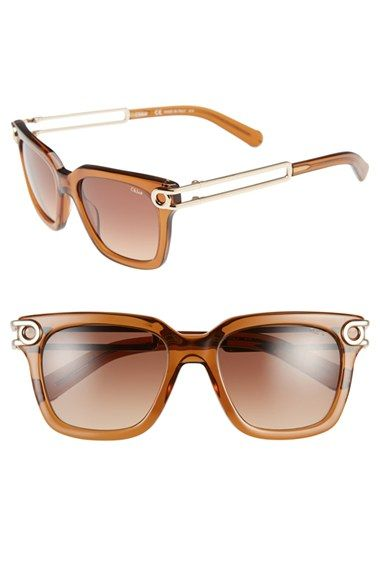 Chloé+'Cate'+51mm+Sunglasses+available+at+#Nordstrom