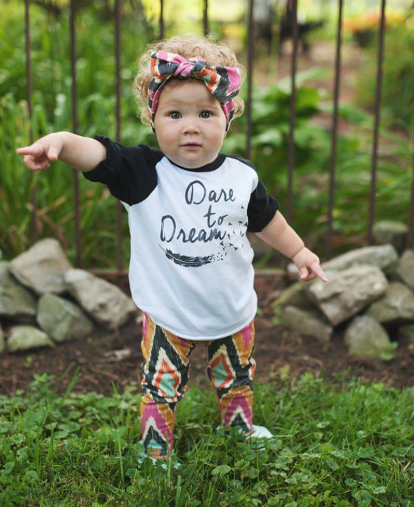 Vivie & Ash - awesome organic cotton leggings for babies and kids