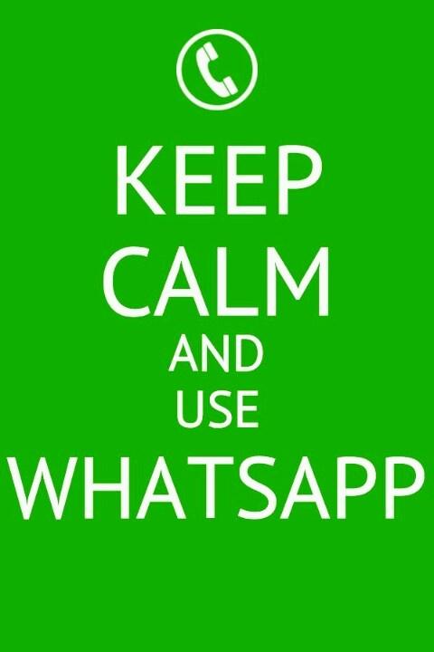Maite // utilizo las app fotográficas para todas mis fotos. También en aquellas que envío a mis amigos por Whatsapp.