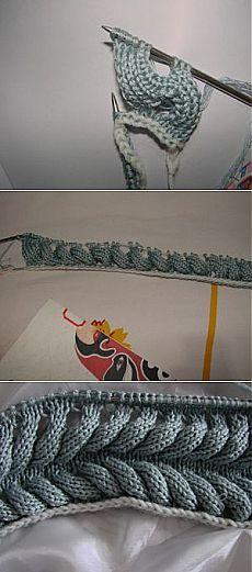 """Пуловер узором """"азиатский колосок"""". мастер класс – Мир вязания и рукоделия"""