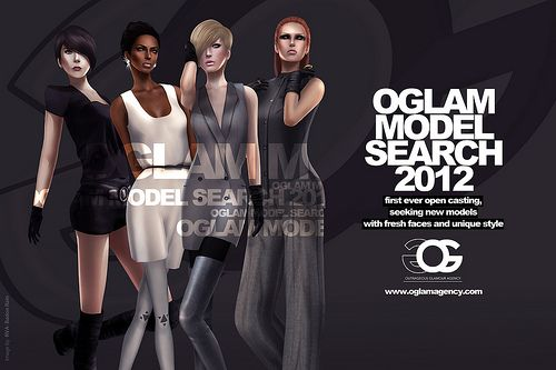 OGLAM Model Search 2012
