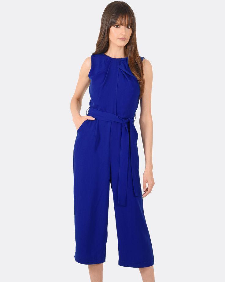 Tiana Belted Jumpsuit, Forcast $41.30    http://www.shopyou.com.au/ #womensfashion #shopyoustyle
