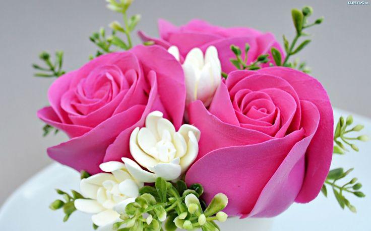 Bukiet, Róż