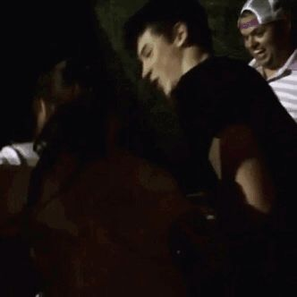 gif, siblings, and shawn mendes image