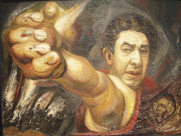 David Alfaro Siqueiros; el muralista radical [David Alfaro Siqueiros] - 06/01/2014 | Periódico Zócalo