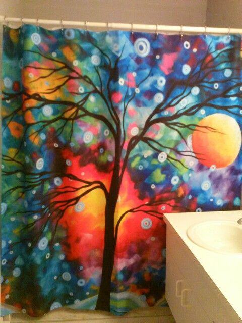 Best Shower Curtain Ever Bath Bubbles And Relaxation