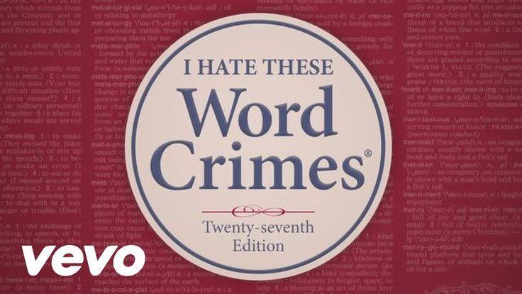 LOVE Weird Al, and this song!!   Weird Al Yankovic's new album Mandatory Fun out now on iTunes: http://smarturl.it/MandatoryFun Amazon: http://smarturl.it/MandatoryFunAMZ Google Play: ht...