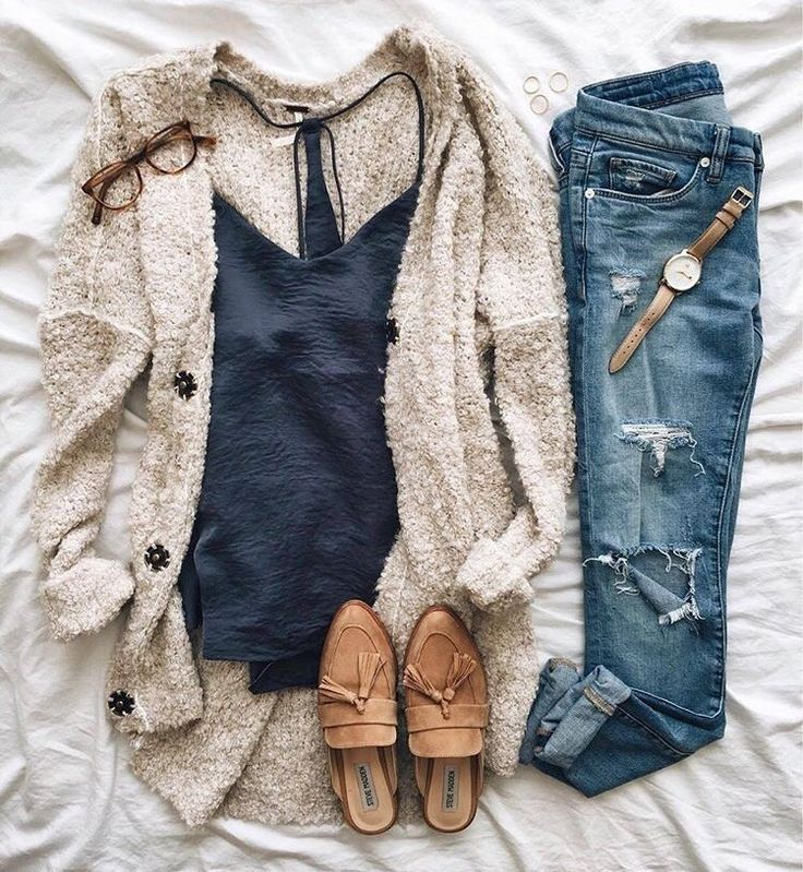 Dear Stitch Fix Stylist- live blue top under sweater and these shoes!!! New Outfit Ideas