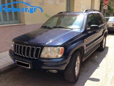 Jeep  2005 €8000EUR