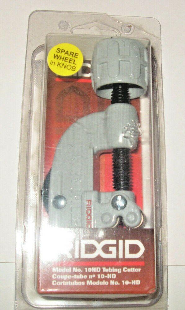 New Ridgid 32915 10 Hd Tubing Cutter With Heavy Duty Wheel 1 8 Inch To 1 Inch Ridgid Tubing Cutter Heavy Duty Wheels Bottle Opener Wall