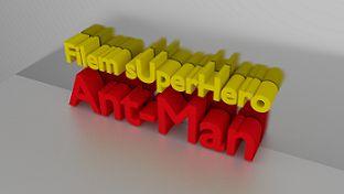 Filem superhero terbaru adaptasi komik marvel Ant-Man ~ Because something is worth sharing