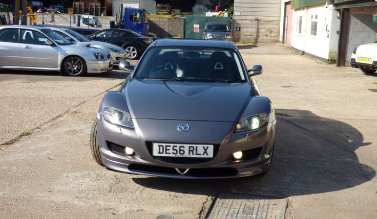 MAZDA RX-8 1.3 PZ 4DR, ENGINE REBUILD 3000 MILES AGO for sale in UK. Rx8 for sale by Rx8specialist.com