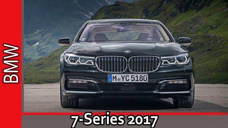 BMW 7‑Series 2017 / БМВ 7 Серии 2017 - Обзор от AUTO WORLD. RU
